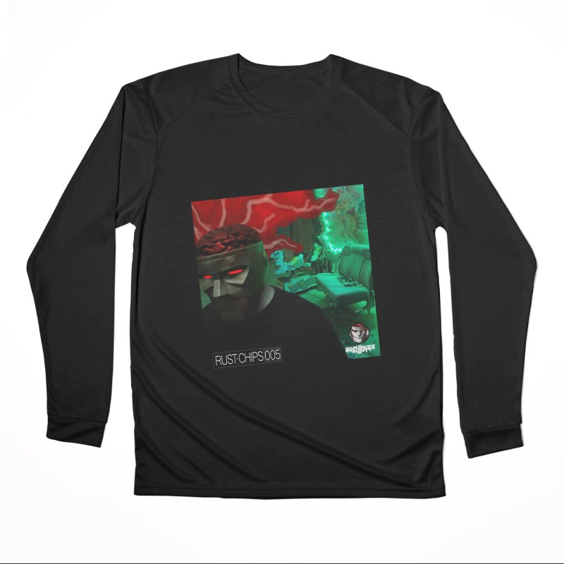 Rust Chips 005 (Cover Art) Men's Performance Longsleeve T-Shirt by Red Rust Rum - Shop