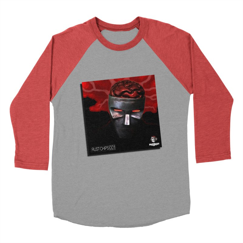 Rust Chips 001 (cover art) Men's Longsleeve T-Shirt by Red Rust Rum - Shop