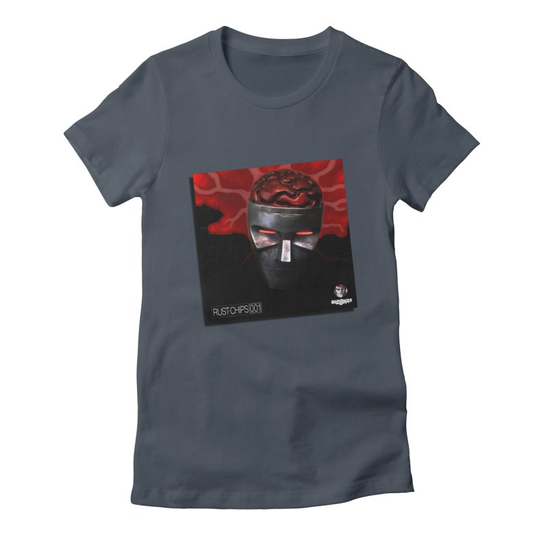 Rust Chips 001 (cover art) Women's T-Shirt by Red Rust Rum - Shop