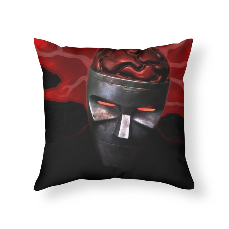 Rust Chips 001 (cover art) in Throw Pillow by Red Rust Rum - Shop