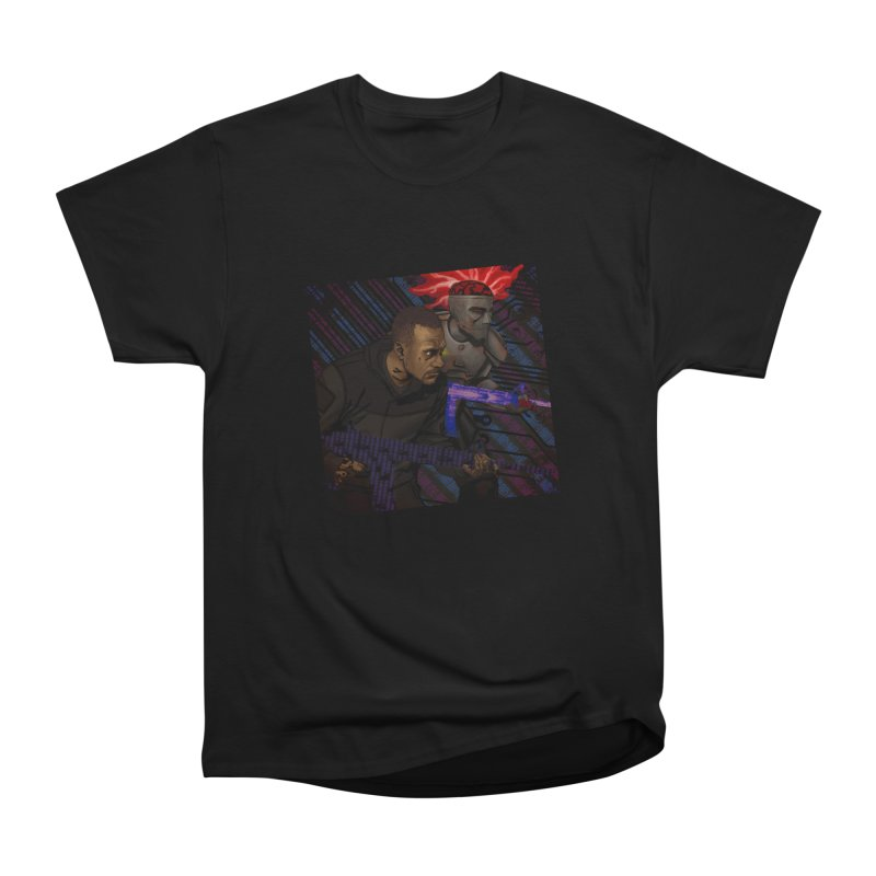 Kill Or Die (Cover Art) Men's Heavyweight T-Shirt by Red Rust Rum - Shop