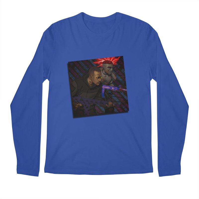 Kill Or Die (Cover Art) Men's Regular Longsleeve T-Shirt by Red Rust Rum - Shop