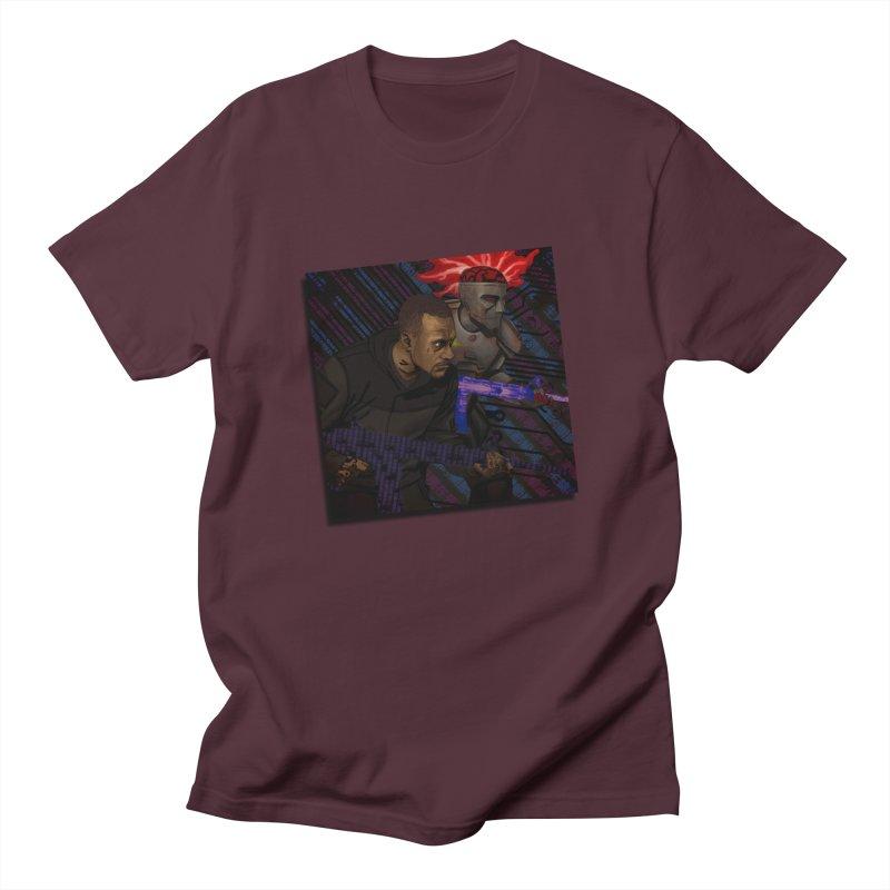 Kill Or Die (Cover Art) Men's Regular T-Shirt by Red Rust Rum - Shop