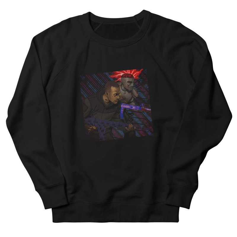 Kill Or Die (Cover Art) Men's French Terry Sweatshirt by Red Rust Rum - Shop