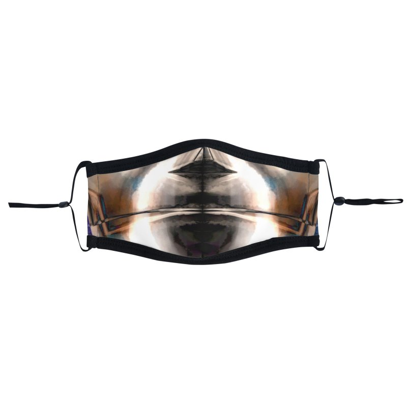 The Calm After The Chaos Accessories Face Mask by Red Rust Rum - Shop