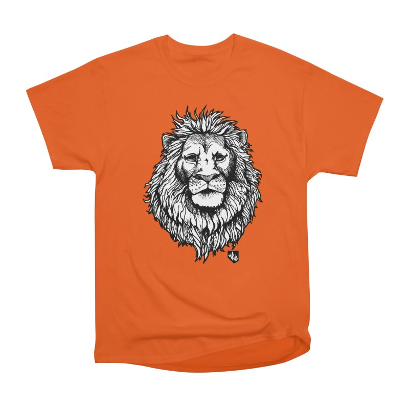 Noble Lion Men's T-Shirt by Red Rust Rum - Shop
