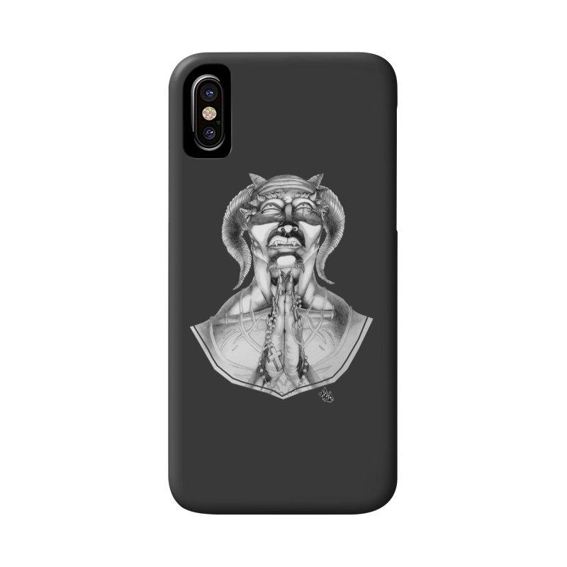 Prayer Accessories Phone Case by Red Rust Rum - Shop