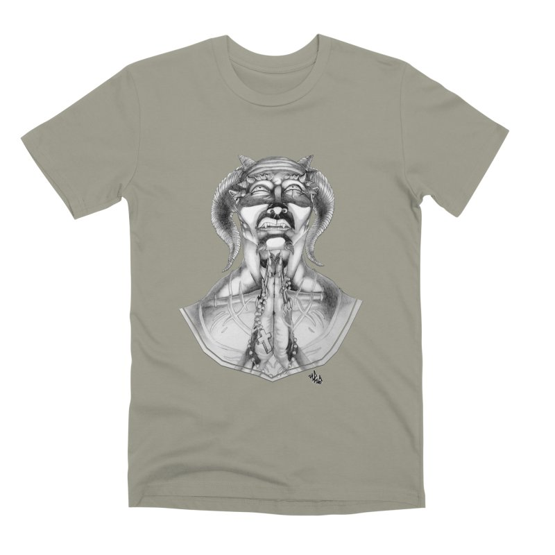 Prayer Men's Premium T-Shirt by Red Rust Rum - Shop