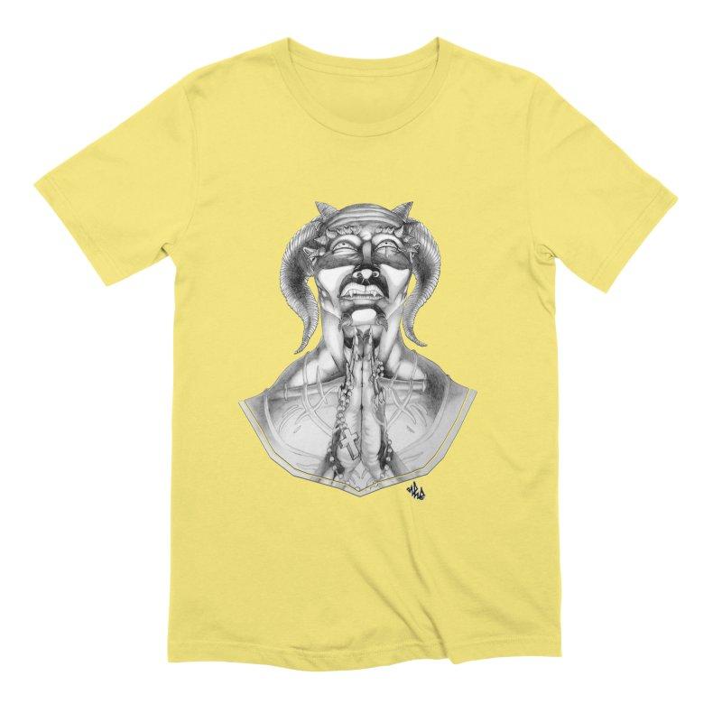 Prayer Men's Extra Soft T-Shirt by Red Rust Rum - Shop