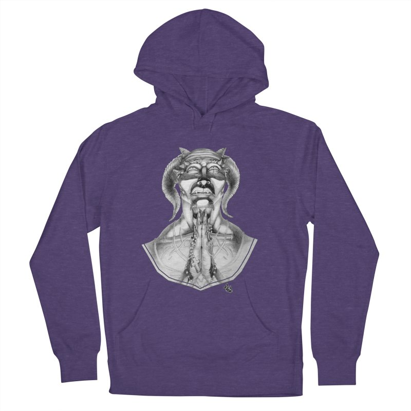 Prayer Women's Pullover Hoody by Red Rust Rum - Shop