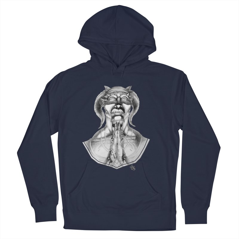 Prayer Men's Pullover Hoody by Red Rust Rum - Shop