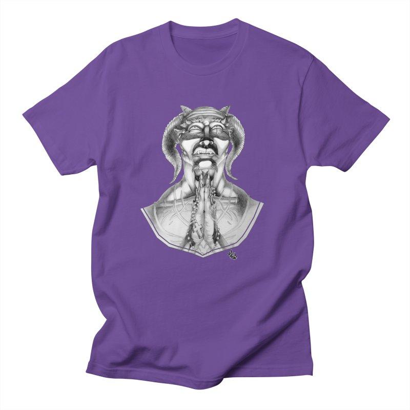 Prayer Men's Regular T-Shirt by Red Rust Rum - Shop