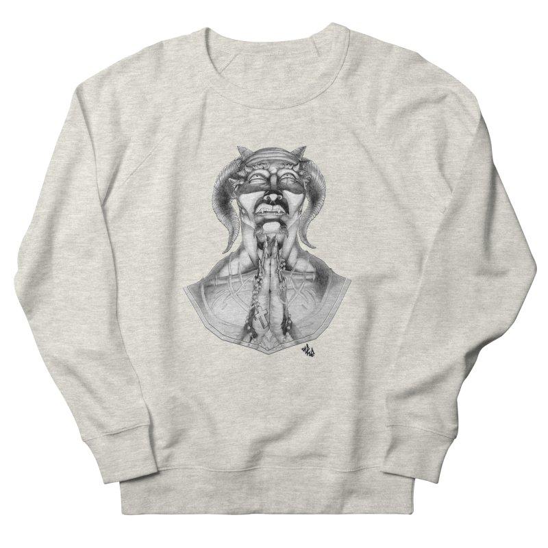 Prayer Women's French Terry Sweatshirt by Red Rust Rum - Shop
