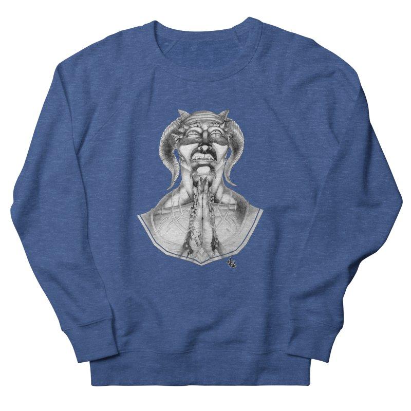 Prayer Men's Sweatshirt by Red Rust Rum - Shop