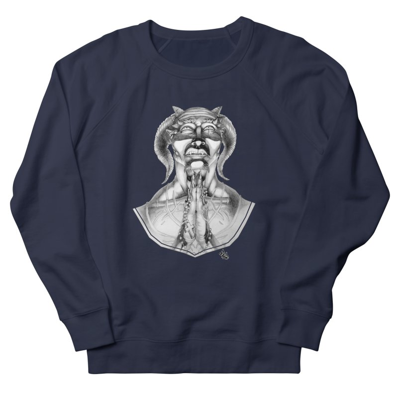 Prayer Men's Sweatshirt by Red Rust Rum - Shop