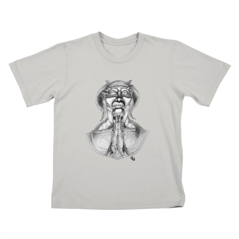 Prayer Kids T-shirt by Red Rust Rum - Shop