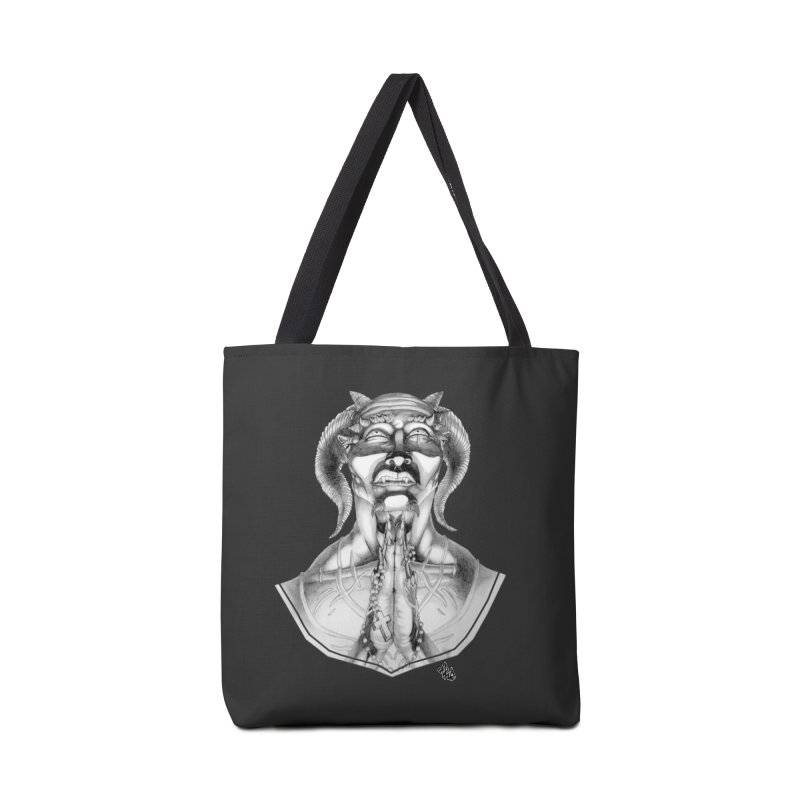 Prayer Accessories Tote Bag Bag by Red Rust Rum - Shop