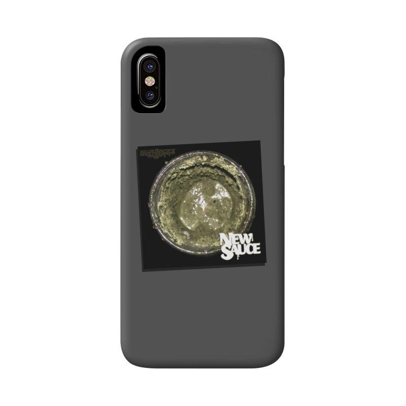 New Sauce Album Art Accessories Phone Case by Red Rust Rum - Shop