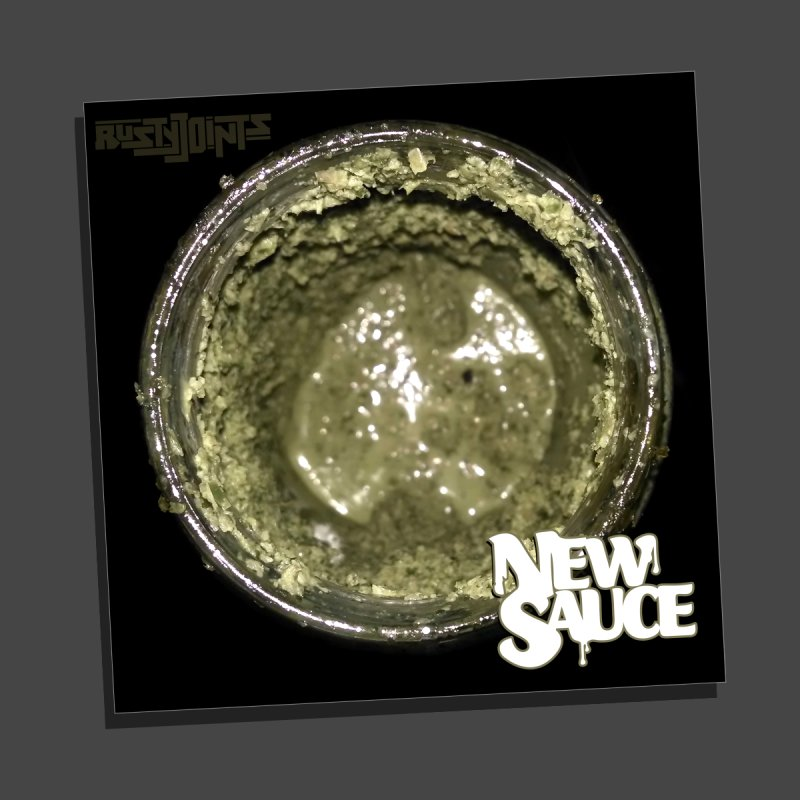 New Sauce Album Art by Red Rust Rum - Shop