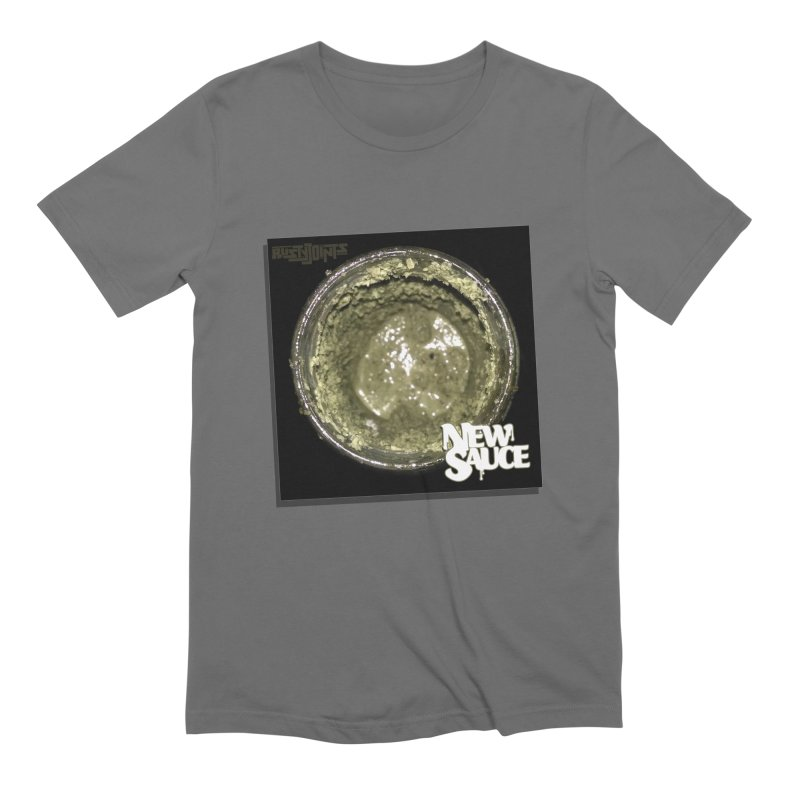 New Sauce Album Art Men's T-Shirt by Red Rust Rum - Shop