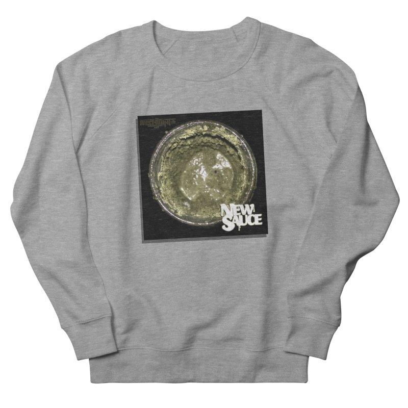 New Sauce Album Art Men's Sweatshirt by Red Rust Rum - Shop