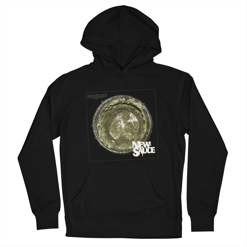 New Sauce Album Art Men's Pullover Hoody by Red Rust Rum - Shop