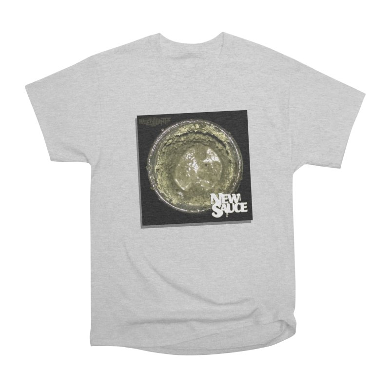 New Sauce Album Art Men's Heavyweight T-Shirt by Red Rust Rum - Shop