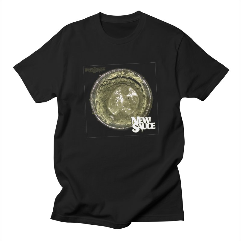 New Sauce Album Art Men's Regular T-Shirt by Red Rust Rum - Shop