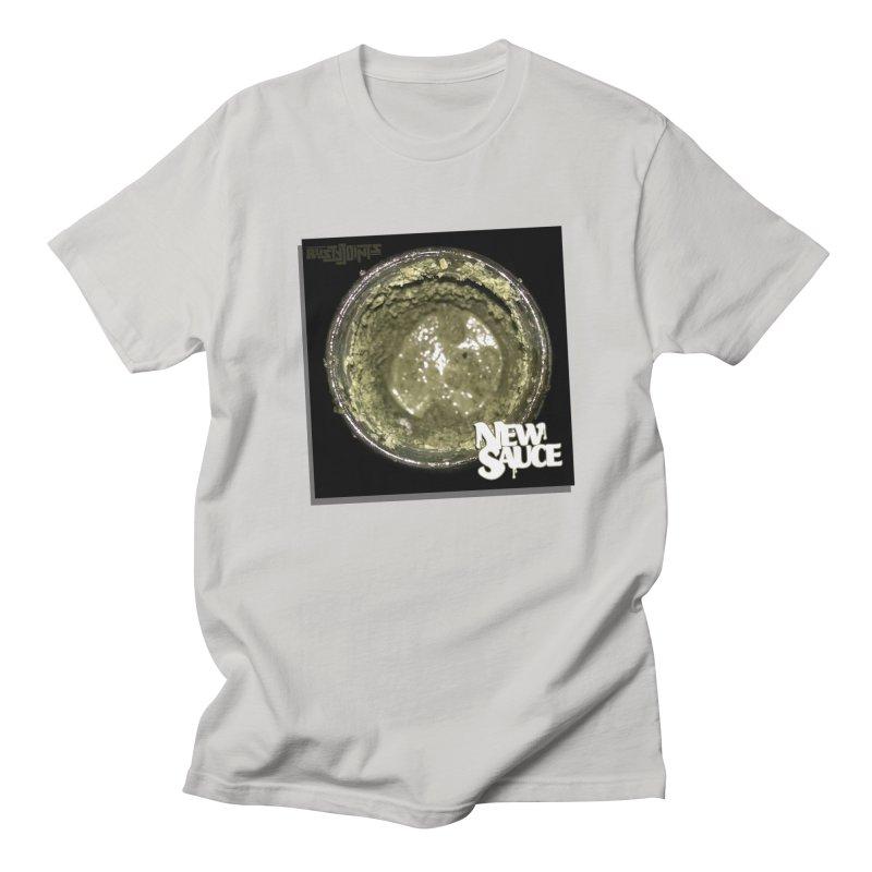 New Sauce Album Art Men's Regular T-Shirt by Red Rust Rum - Shop