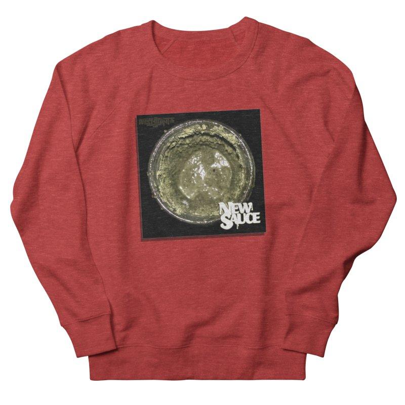 New Sauce Album Art Women's French Terry Sweatshirt by Red Rust Rum - Shop