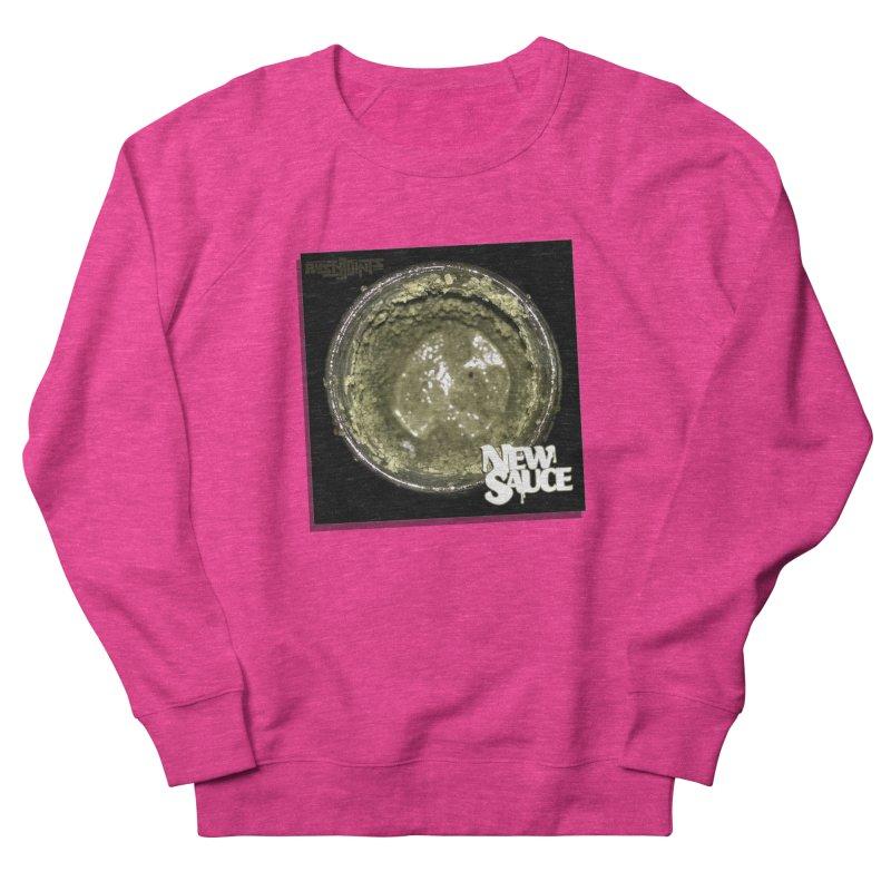 New Sauce Album Art Women's Sweatshirt by Red Rust Rum - Shop