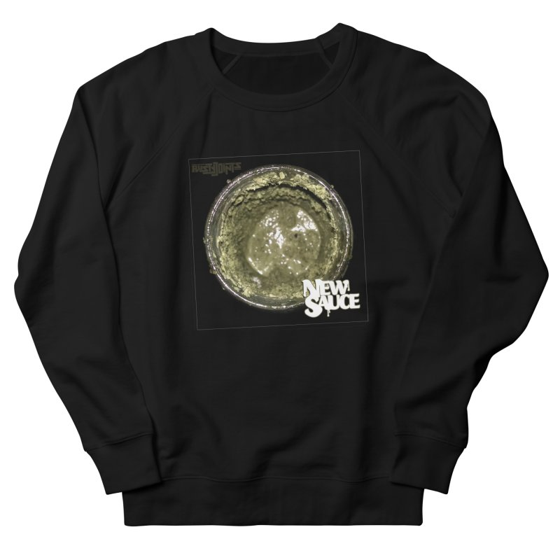 New Sauce Album Art Men's Sweatshirt by Red Rust Rum - Shop