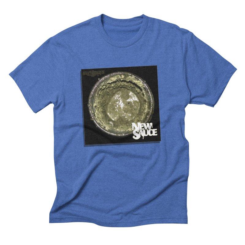 New Sauce Album Art Men's Triblend T-Shirt by Red Rust Rum - Shop