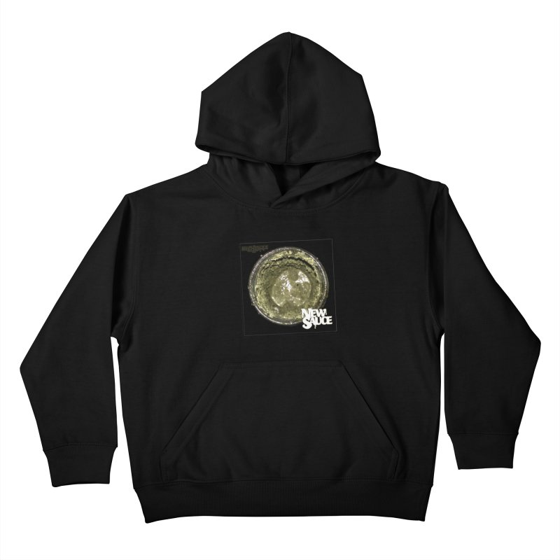 New Sauce Album Art Kids Pullover Hoody by Red Rust Rum - Shop