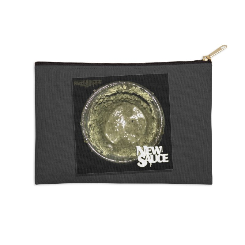 New Sauce Album Art Accessories Zip Pouch by Red Rust Rum - Shop