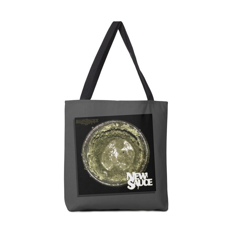 New Sauce Album Art Accessories Bag by Red Rust Rum - Shop