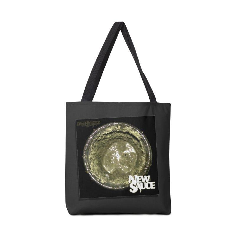 New Sauce Album Art Accessories Bag by Red Rust Rum - Shop