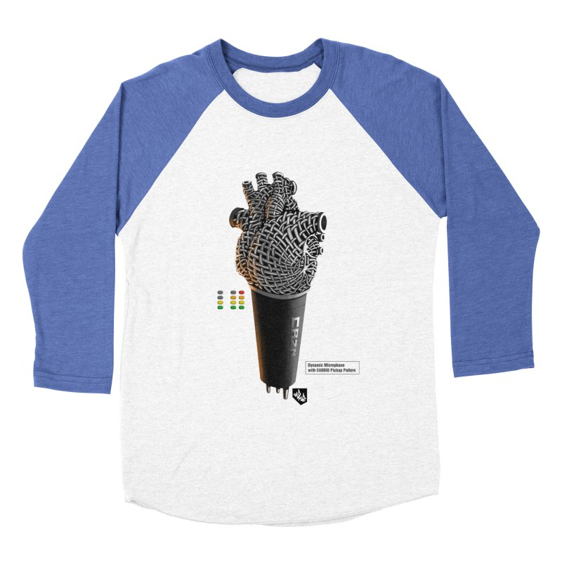 CRZN Dynamic Microphone (Heart Mic) [Color]   by Red Rust Rum - Shop