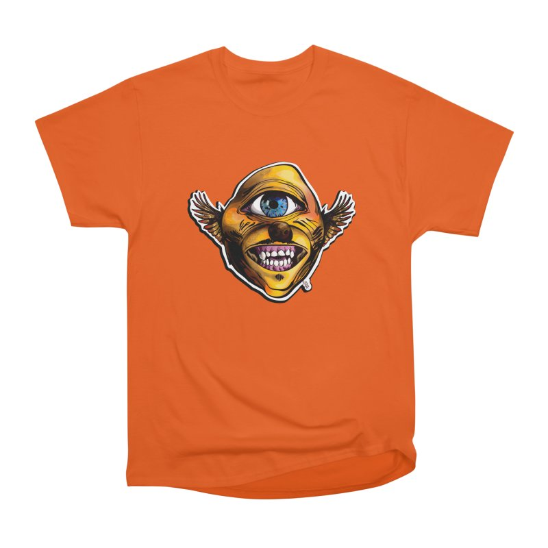 Cycloptic Dog Eagle with a Stache Men's T-Shirt by Red Rust Rum - Shop