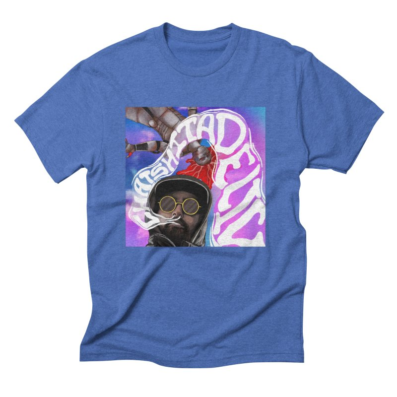 Chatshitadelic Cover Art Men's T-Shirt by Red Rust Rum - Shop