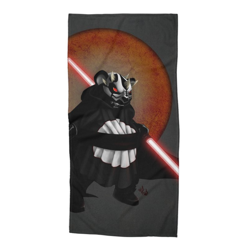 The Panda Menace Accessories Beach Towel by Red Rust Rum - Shop
