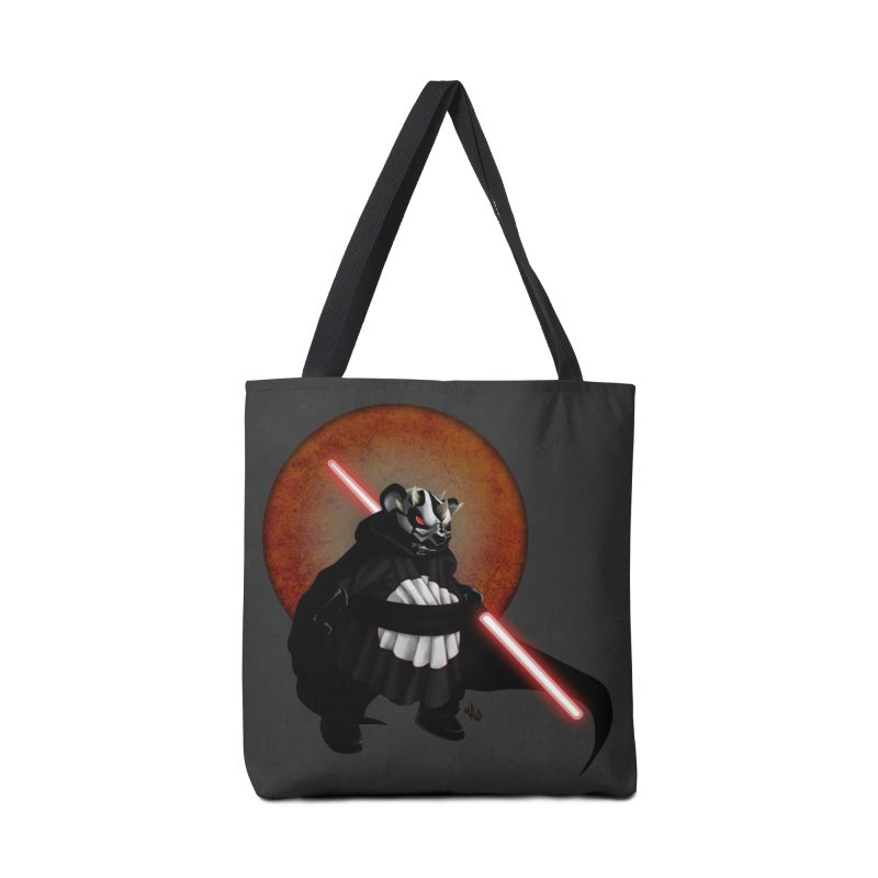 The Panda Menace Accessories Tote Bag Bag by Red Rust Rum - Shop