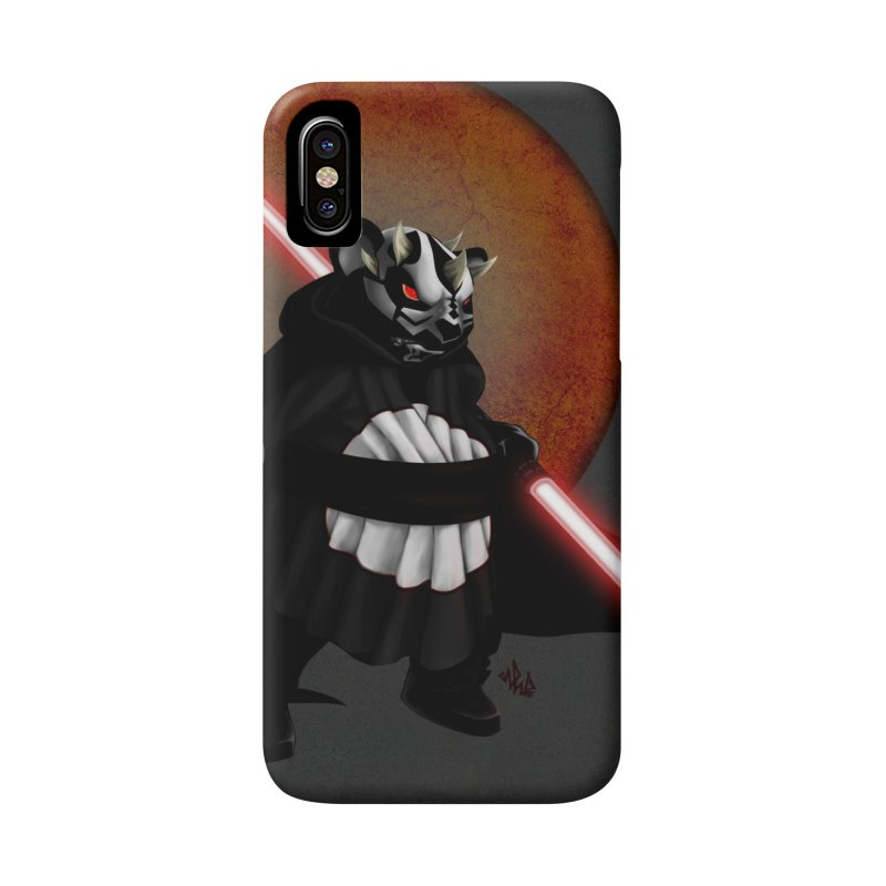 The Panda Menace Accessories Phone Case by Red Rust Rum - Shop