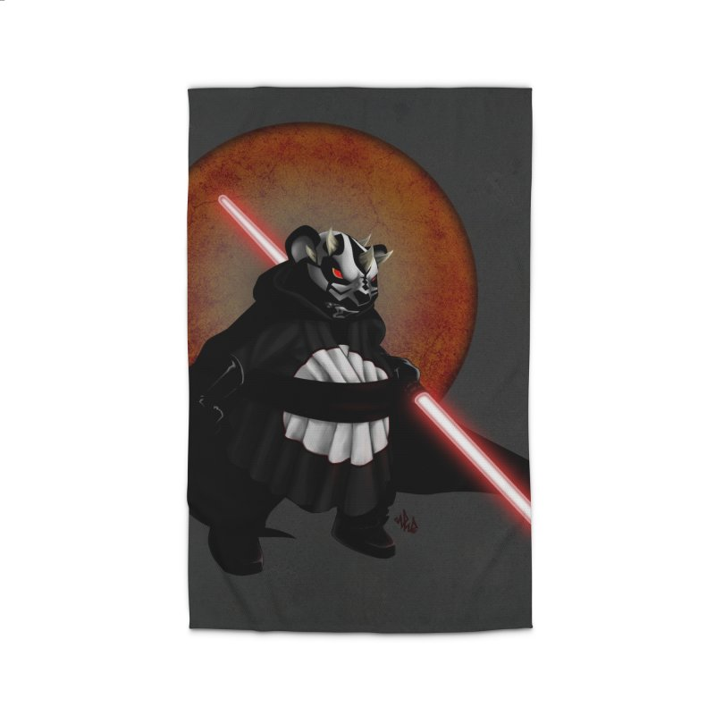 The Panda Menace Home Rug by Red Rust Rum - Shop