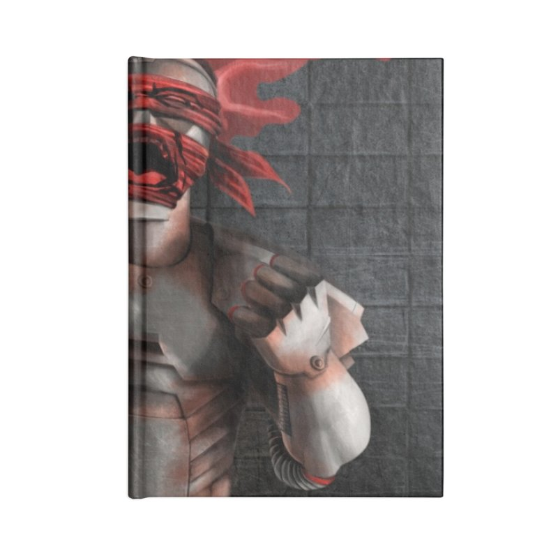 ATeNATiCa Album Art Accessories Blank Journal Notebook by Red Rust Rum - Shop