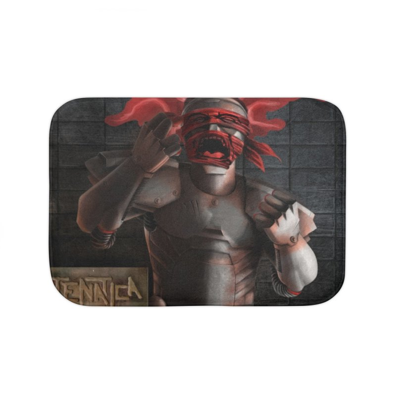 ATeNATiCa Album Art Home Bath Mat by Red Rust Rum - Shop