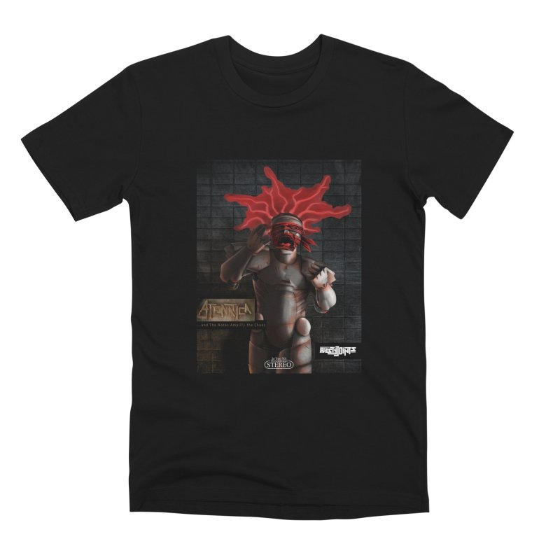 ATeNATiCa Album Art Men's Premium T-Shirt by Red Rust Rum - Shop