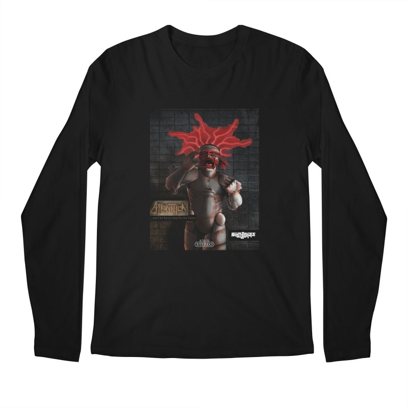 ATeNATiCa Album Art Men's Regular Longsleeve T-Shirt by Red Rust Rum - Shop