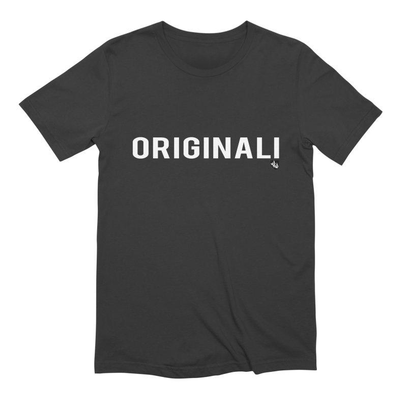 ORIGINALI Tee Men's Extra Soft T-Shirt by Red Rust Rum - Shop