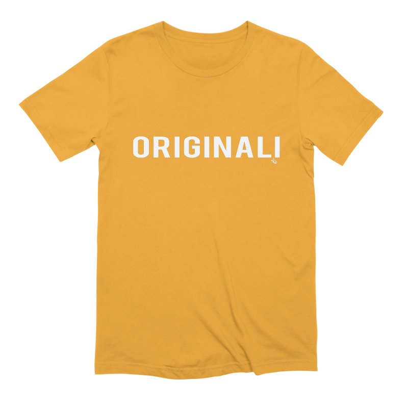 ORIGINALI Tee Men's T-Shirt by Red Rust Rum - Shop